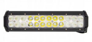 Lampa robocza 24LED 72W 12-24V OFF ROAD Szperacz halogen panel